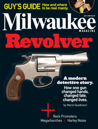 milwaukee revolver